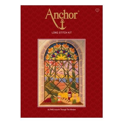 Anchor hosszúöltéses - Őszi látkép AL78463