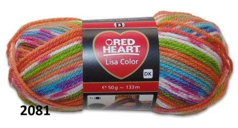 Lisa Color 2081
