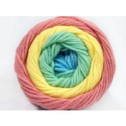 Cakes wool - pasztel szivárvány
