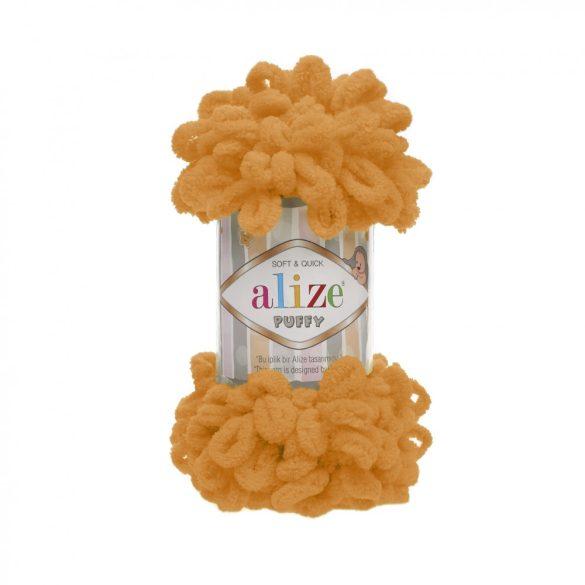 Puffy fonal - narancs