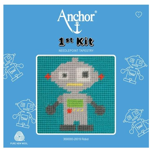 Anchor 1st gobelin kit - robot