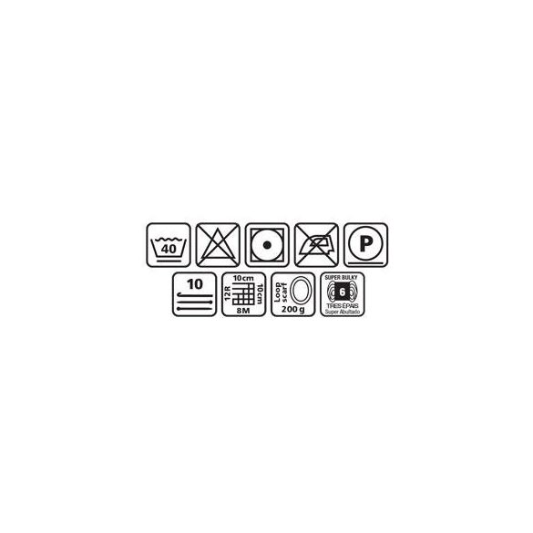 Lisa Big fonal - kiscsomag - rendelésre
