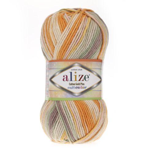 Cotton Gold Plus multicolor fonal - rendelésre