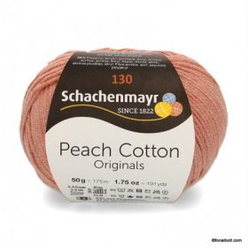 Peach Cotton fonalak