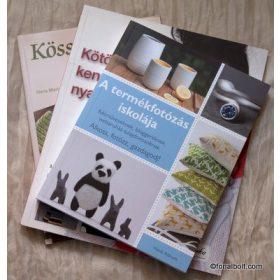 Könyvek, inspirációs füzetek
