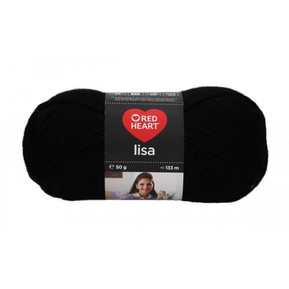 Lisa fonal - 217 - fekete