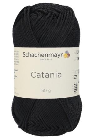 Catania 110 - fekete