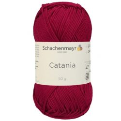 Catania 192 - borvörös