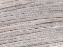 Viaszolt szál 1 mm-es - fehér