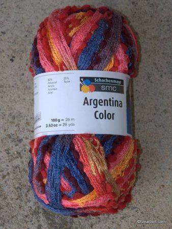Argentina jamaica color